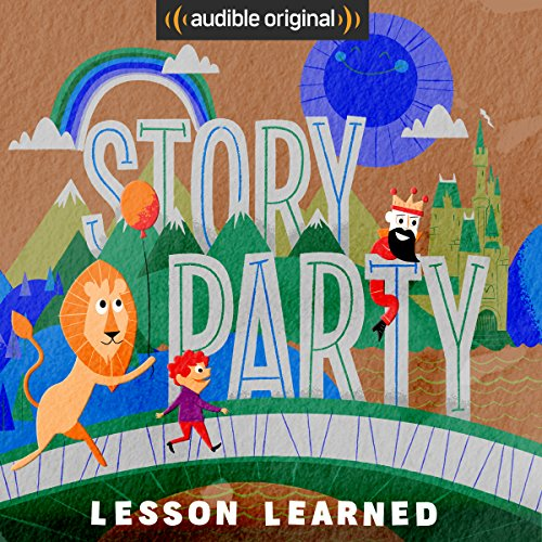 Story Party: Lesson Learned cover art