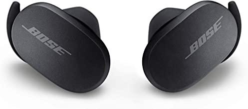 Bose QuietComfort - Auriculares inalámbricos con cancelación de ruido, color negro Los auriculares con cancelación de ruido más eficaces del mundo.