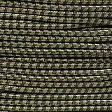 GOLBERG Elastic Shock Cord - 2.5mm, 3/16 Inch Diameter, 50 Feet Length, Multi Camo - Made in the USA