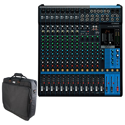 yamaha 16 mixer - 8