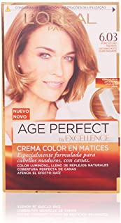 Loreal Excellence Age Perfect 6.03 Dark Blond Radiant