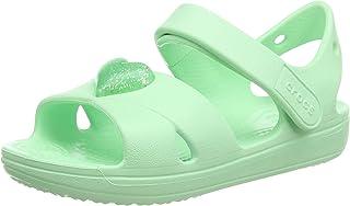 Crocs Kids' Classic Cross-Strap Sandals
