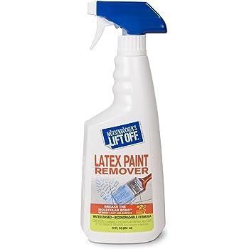 MOTSENBOCKER LIFT-OFF 413-01 Latex Paint Remover, 22 oz, Clear