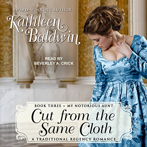 Cut from the Same Cloth audiobook cover art