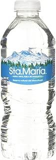 Santa María Agua Natural, 355 ml