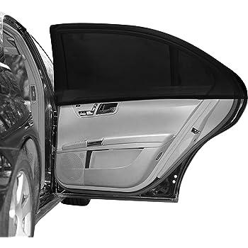 Toplus 車用サンシェード 車窓日よけ 紫外線カット 断熱 目隠し簡単着脱 カー用品 収納袋 3枚セット