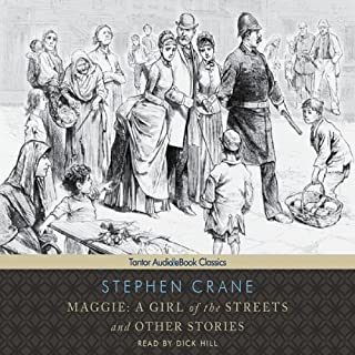 Maggie: A Girl of the Streets and other Stories cover art