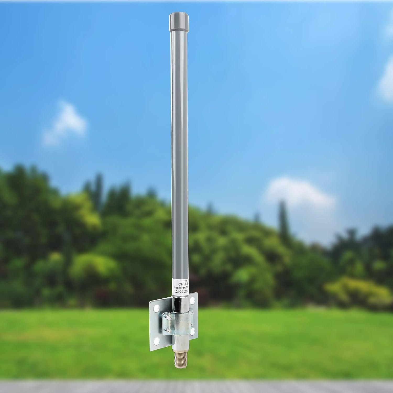 70% OFF Outlet Finally popular brand CHHLIUT Outdoor 2.4G WiFi Fiberglass Antenna Gain Co Fale N High