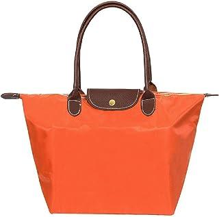 62ac571b5b5c2e ZhengYue Women's Stylish Waterproof Zipper Tote Bag Handbag Nylon Travel  Shoulder Beach Messenger Bags Ladies Shopping