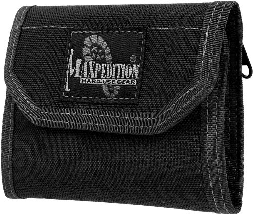 Our #7 Pick is the Maxpedition C.M.C. Coin Wallet