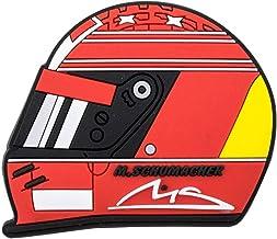 Michael Schumacher Imán de Nevera Casco 2000