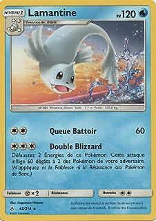 Lamantine 120pv 29//108 XY Evolutions Carte Pokemon Rare neuve FR