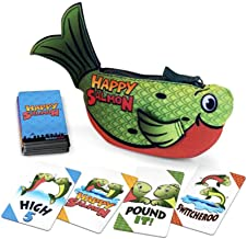 North Star Games Happy Salmon   Fast Paced Family Card Game