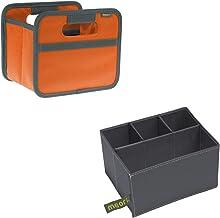 meori Foldable Mini Box | Orange Bundle