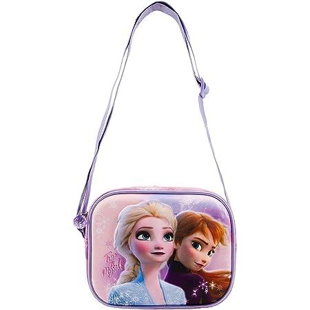 Disney Frozen Die Eiskönigin Schultertasche Börse Umhängetasche Portmonee Tasche