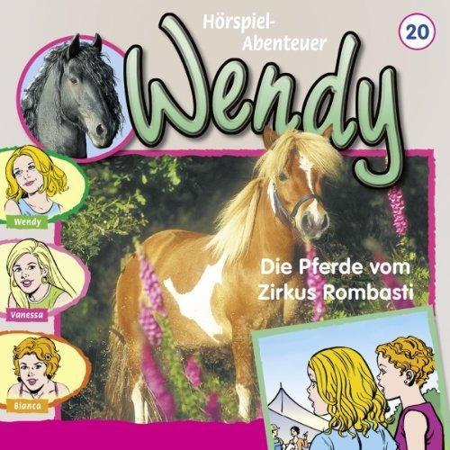Die Pferde vom Zirkus Rombasti Titelbild