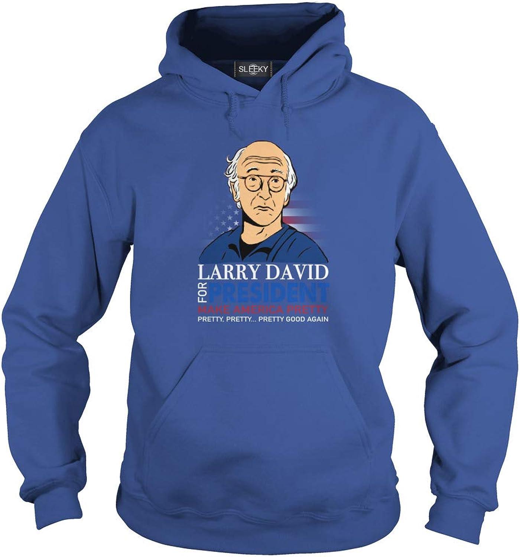 Sleeky Larry David for President Pretty Pretty Pretty Good TShirt