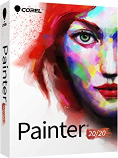 Corel Painter 2020 Digital Art Studio [PC/Mac Disc]