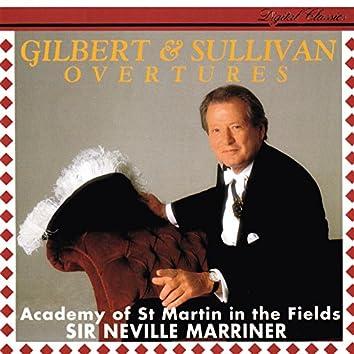Sullivan: Overtures