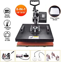 Power Heat Press Machine 15