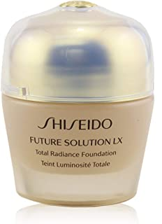 Shiseido Future Solution LX Total Radiance Foundation SPF 15-4 Golden, 30 ml