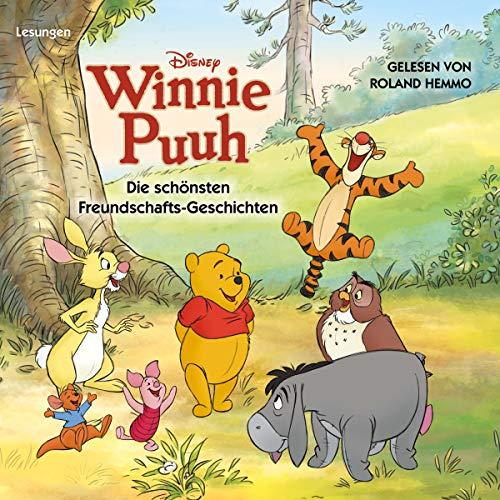 Winnie Puuh: Die schönsten Freundschaftsgeschichten audiobook cover art