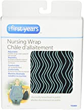 The First Years Nursing Wrap, Colors May Vary (Discontinued by Manufacturer)