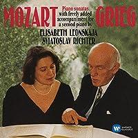 Mozart: Piano sonatas K.545 & K.494, Fantasia K.475 (arr.) by Elisabeth Leonskaja