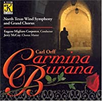 Carmina Burana by CARL ORFF (2003-12-02)
