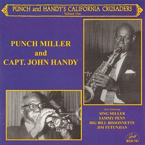 "Ernest ""Punch"" Miller & Capt. John Handy feat. Sing Miller, Sammy Penn, Big Bill Bissonnette & Jim Tutunjian"