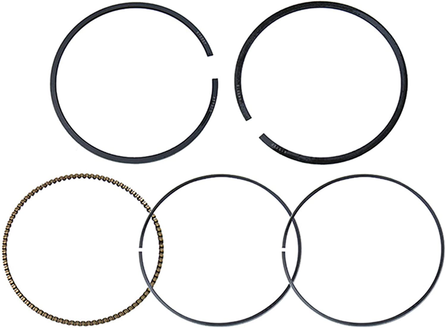 Piston Ring Max 66% OFF Set - 92.46mm Fits Outlander 2011 Can-Am We OFFer at cheap prices 800R EF