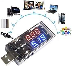 USB Charger Detector Current Voltage Power Tester Digital Display Volt Amp Meter