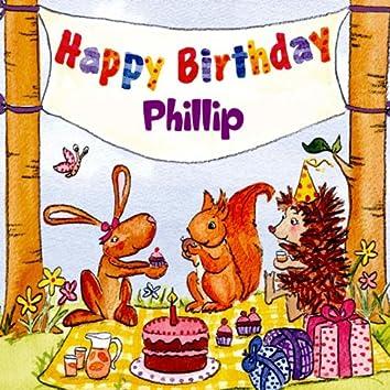 Happy Birthday Philip