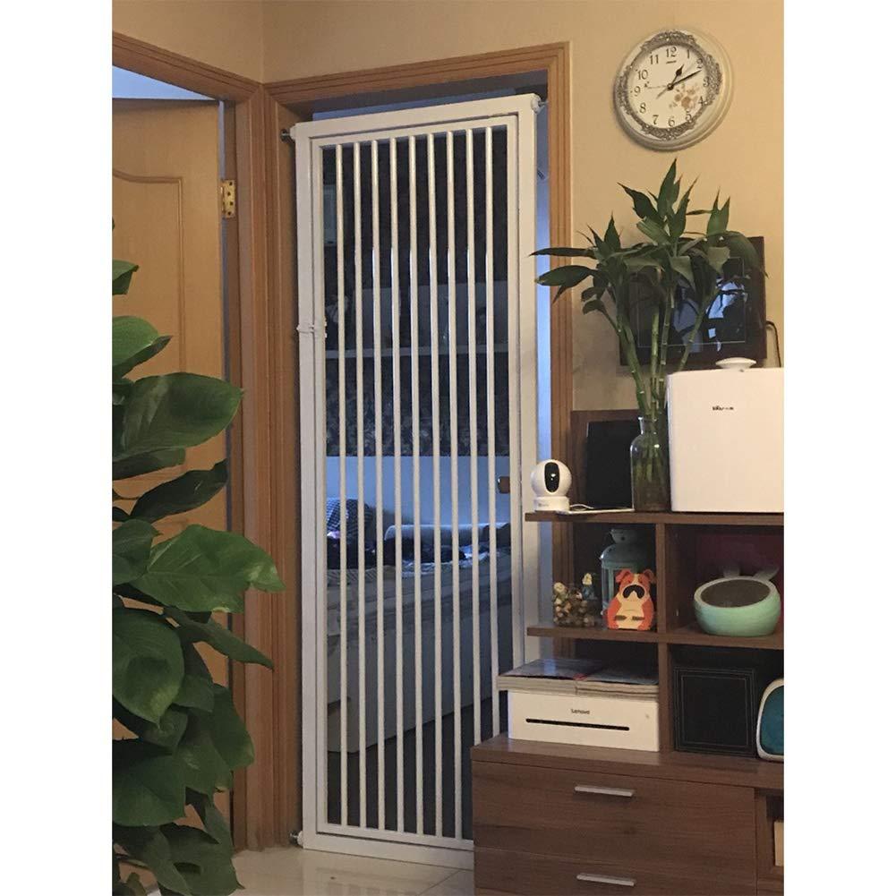 SUBBYE Puertas De Seguridad Del Bebé, Niño Extra Alto Y Ancho for Trabajo Pesado Puerta, Easy