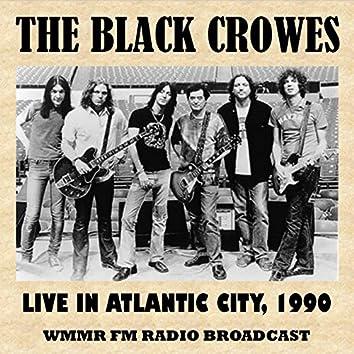 Live in Atlantic City, 1990 (FM Radio Broadcast)