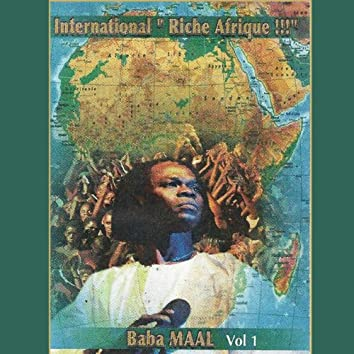 International riche Afrique, vol. 1