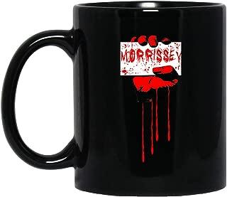 MORRISSEY Halloween Horror - Scary Halloween Mugs - Halloween Custom Name Coffee mug - Halloween Mug Custom name Custom Mugs - Personalized Mugs - 11Oz Coffee mug