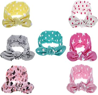 Baby Headbands and Bows Turban Knotted Girl's Hairbands for Newborn Toddler and kids Hair Accessories