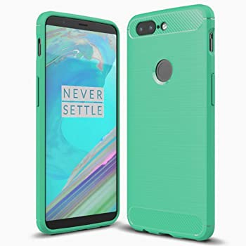 Cruzerlite Oneplus 5t Funda, Carbon Fiber Shock Absorption Slim ...