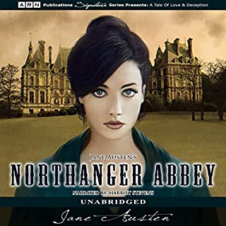 Northanger Abbey                   By:                                                                                                                                 Jane Austen                               Narrated by:                                                                                                                                 Harriet Stevens                      Length: 8 hrs     Not rated yet     Overall 0.0