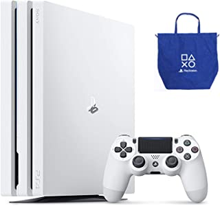 PlayStation 4 Pro グレイシャー・ホワイト 1TB【Amazon.co.jp特典】ギフトバッグ付