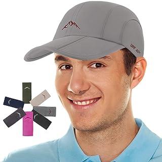 کلاه ورزشی تابستانی خشک کردن سریع Sun Hat UV محافظ در فضای باز برای مردان ، خانمها