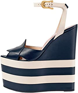 KemeKiss Women Stylish Wedge Heels Summer Shoes