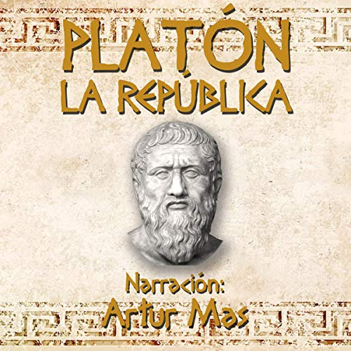 La República audiobook cover art