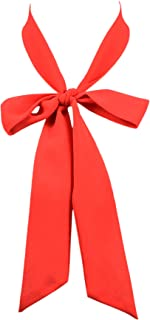 Women's Folding Bow Tie Bow Ties - Various Colors