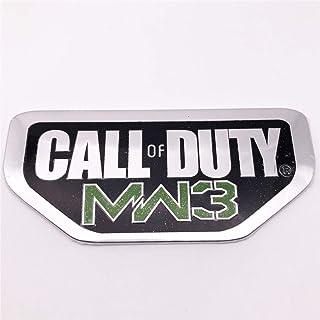 FT&C 1PC Call of Duty MW3 Modern Warfare 3 Car Trunk Badge Emblem Sticker Decal 68148003AA