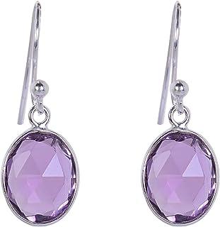 52de650080f17 Purple Women's Earrings: Buy Purple Women's Earrings online at best ...