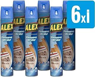 Alex - Limpiador Atrapapolvo para todo tipo de suelos - Pack