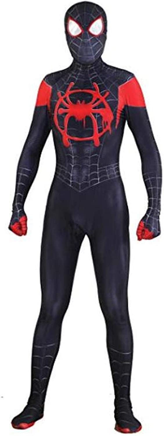 Unisex Spandex Fashionable Halloween New into Morales Spider Ranking TOP5 Miles Verse The