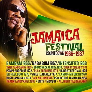 Jamaica Festival Countdown 1966-1987